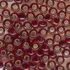 MH18099 - Ruby - Size 8 Beads